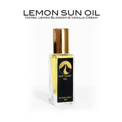 LEMON SUN OIL - HotRocksJewels