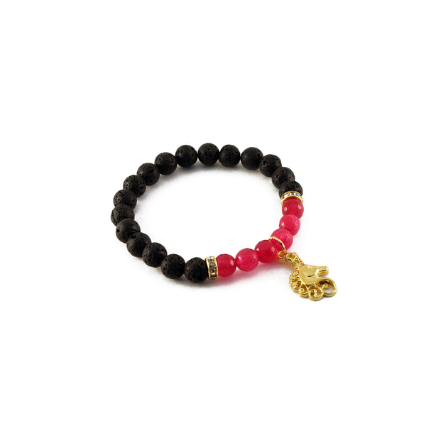 """I AM MAGICAL"" Bracelet - MANTRA COLLECTION - HotRocksJewels"