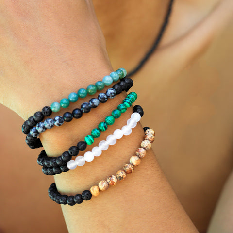 Men's Mission Bracelets - Hot Rocks Jewels