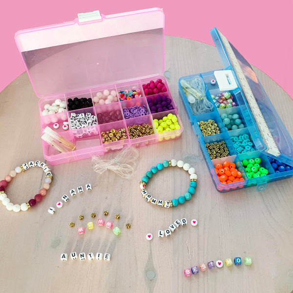 DIY Bracelet Kit-       VIVA COLLECTION - HotRocksJewels