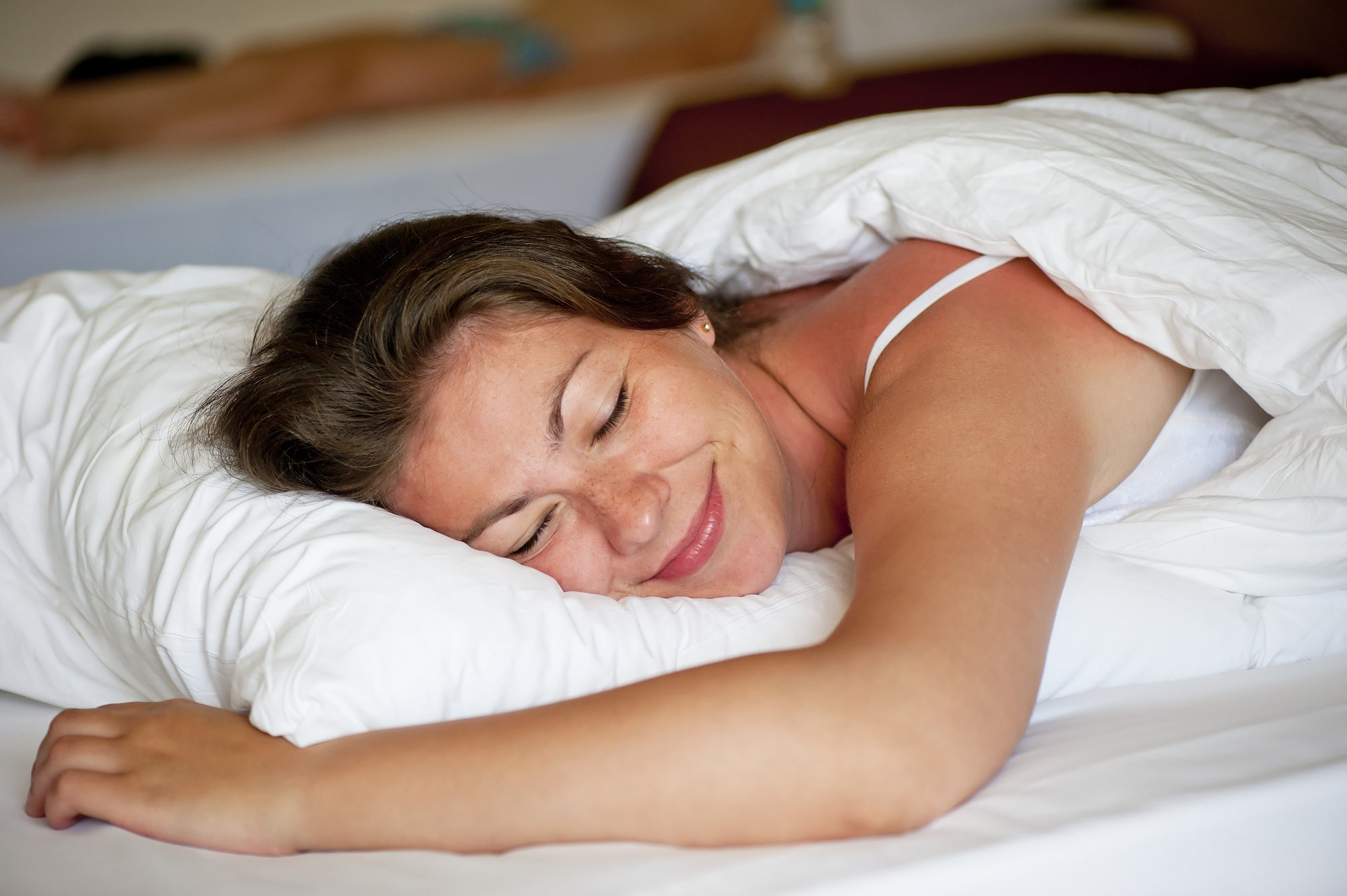 Stomach Sleepers: How to Choose a Pillow if You're a Stomach Sleeper