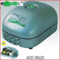 Blue Diamond ACO-9620 Six Outlet Air Pump, 800 Liter/Hour - Wastewater Pro