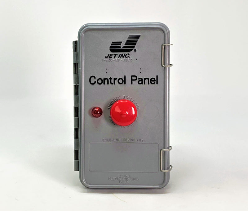 Jet 186 Control Panel for Jet Aeration Septic System - Wastewater Pro