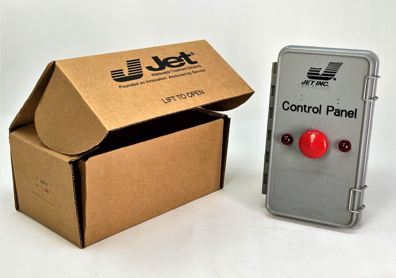 Jet 184 Control Panel for Jet Aeration Septic System - Wastewater Pro
