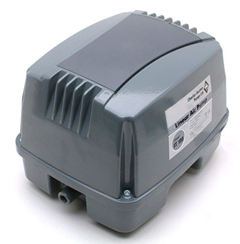 Blue Diamond ET 100 Septic or Pond Linear Diaphragm Air Pump - Wastewater Pro