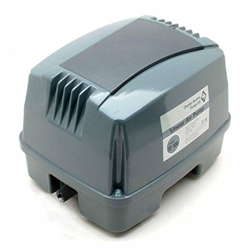Blue Diamond ET120 Septic or Pond Linear Diaphragm Air Pump - Wastewater Pro