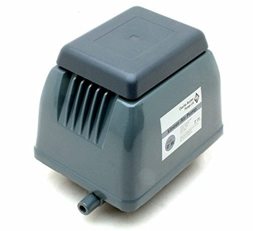 Blue Diamond ET30 Septic or Pond Linear Diaphragm Air Pump - Wastewater Pro