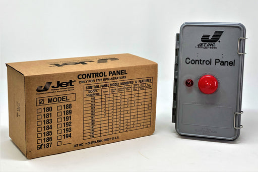 Jet 187 Control Panel for Jet Aeration Septic System - Wastewater Pro