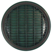 "Polylok 3007-HDC 18"" Heavy Duty Septic Cover for Plastic Corrugated and Ribbed Pipe - Wastewater Pro"