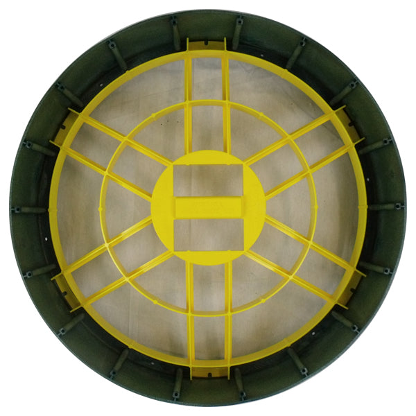 "Polylok 24"" Safety Screen - Wastewater Pro"