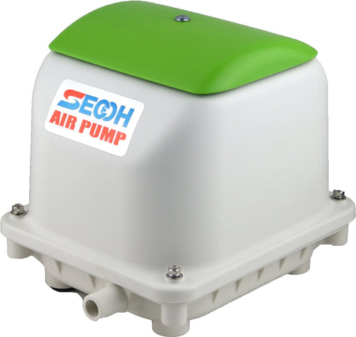 Secoh JDK-80 Septic air pump aerator 2 year warraty - Wastewater Pro