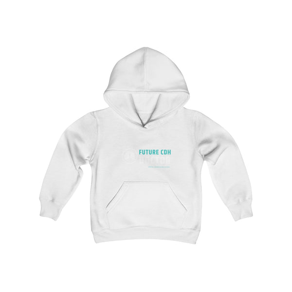 """Future CDH Doctor"" Youth Heavy Blend Hooded Sweatshirt - CDH International"