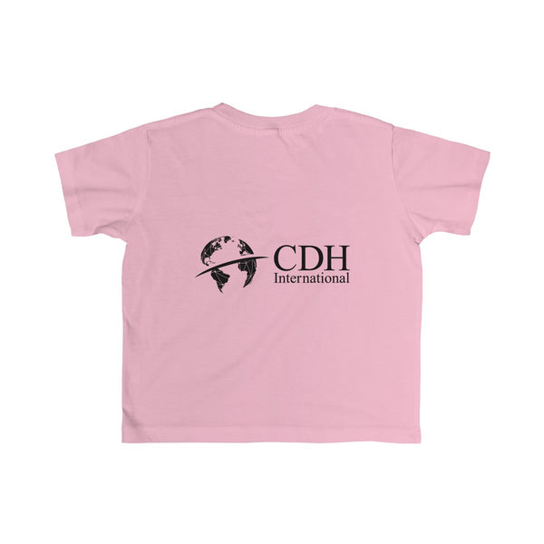 Kid's CDH Warrior Tee - CDH International