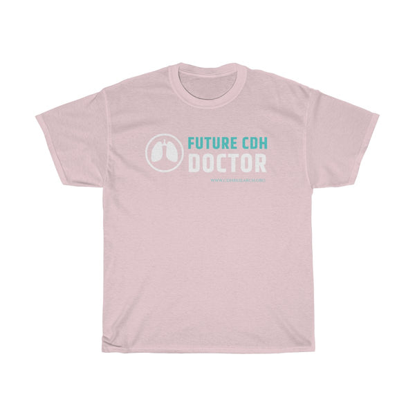 """Future CDH Doctor"" Unisex Heavy Cotton Tee"