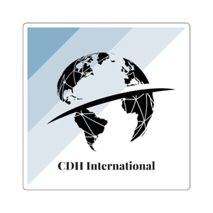 """CDH International"" CDH Awareness Bumper Sticker - CDH International"