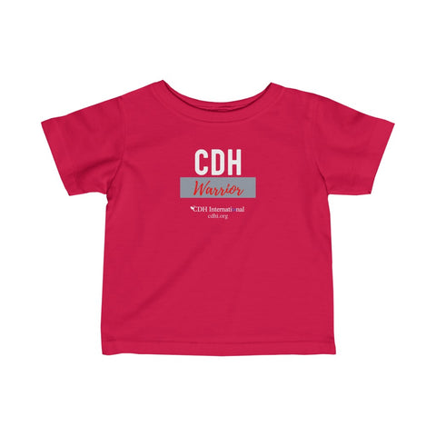 CDH Warrior Infant Fine Jersey Tee