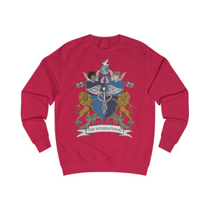 CDHi UK NGO Logo Men's Sweatshirt (UK Printing)
