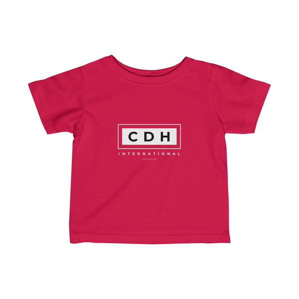 CDH International Infant Fine Jersey Tee