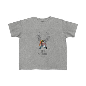 "Kid's ""CDH Superhero"" Shirt - Male Angel - CDH International"
