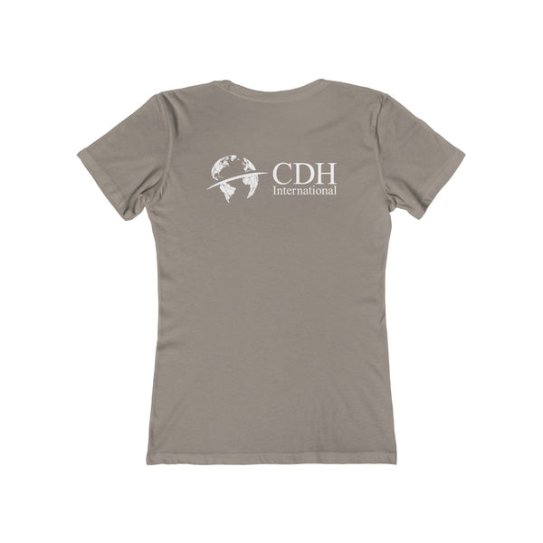 "Women's """"Warrior's Journey"" Tee - CDH International"