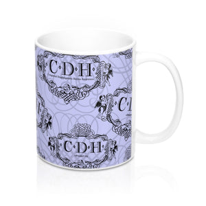 """CDH Cherubs"" Mug 11oz - CDH International"