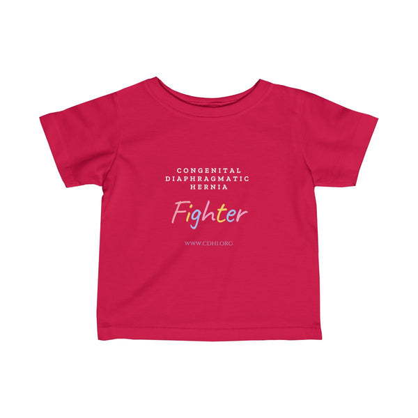 """CDH Fighter"" Infant Fine Jersey Tee"