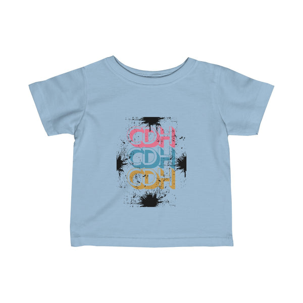 """CDH Retro"" Infant Fine Jersey Tee"