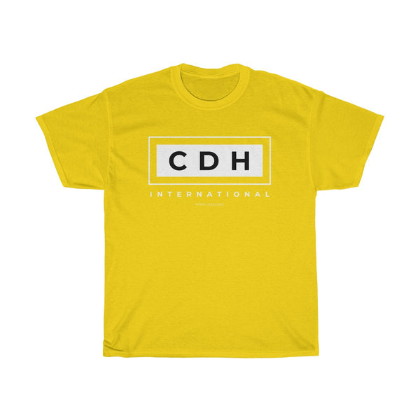 CDH International Unisex Heavy Cotton Tee - CDH International