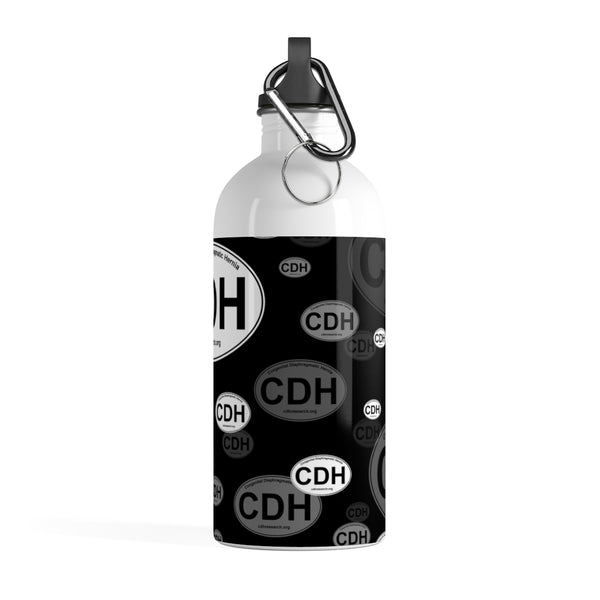 """CDH Awareness"" Stainless Steel Water Bottle"