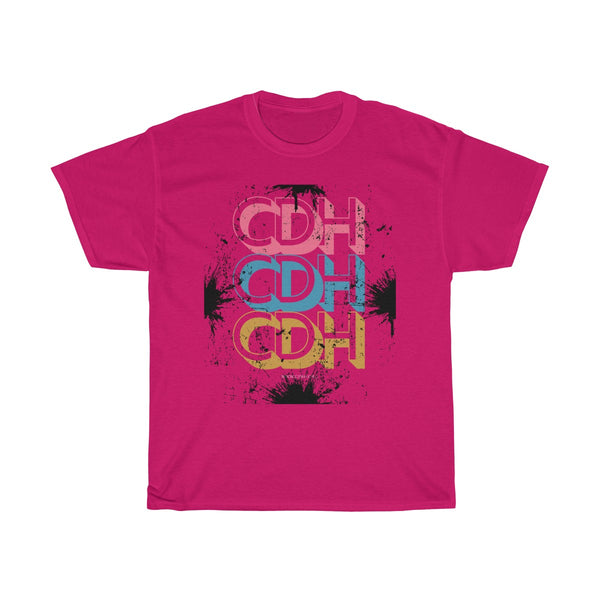 """CDH Retro"" Unisex Heavy Cotton Tee - CDH International"