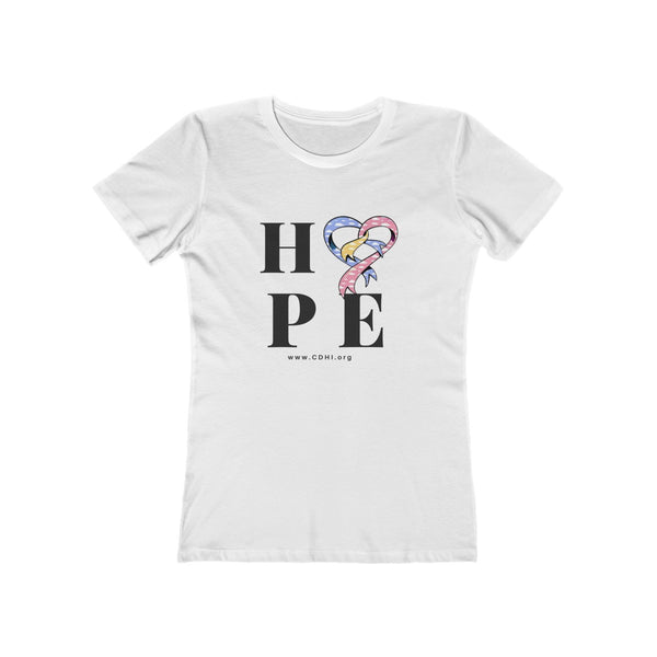 Women's HOPE Ribbon Tee