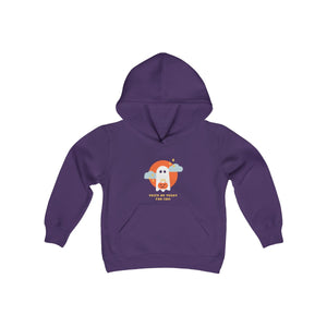 Trick-or-Treat for CDH Youth Heavy Blend Hooded Sweatshirt
