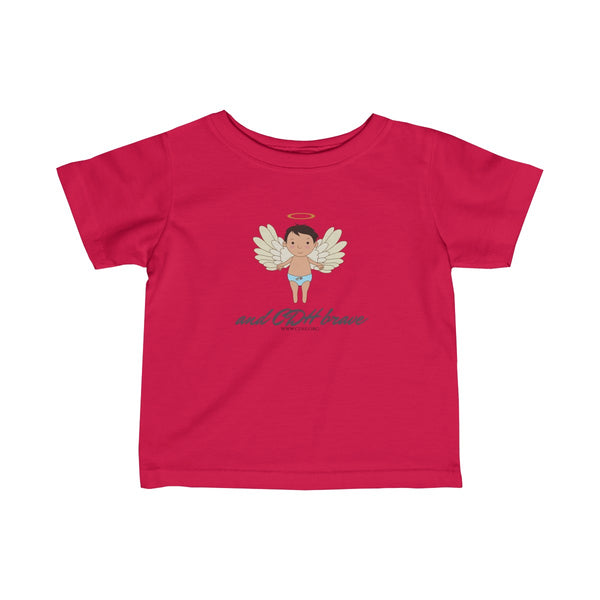 Infant Fine Jersey Tee - CDH International