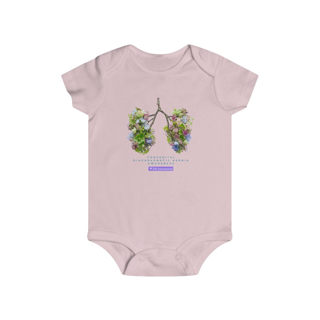 CDH Spring Air Infant Rip Snap Tee - CDH International