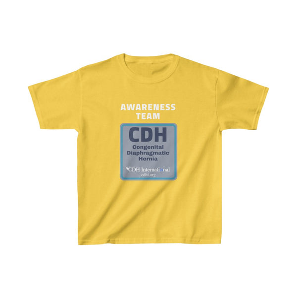 CDH Awareness Team Kids Cotton™ Tee