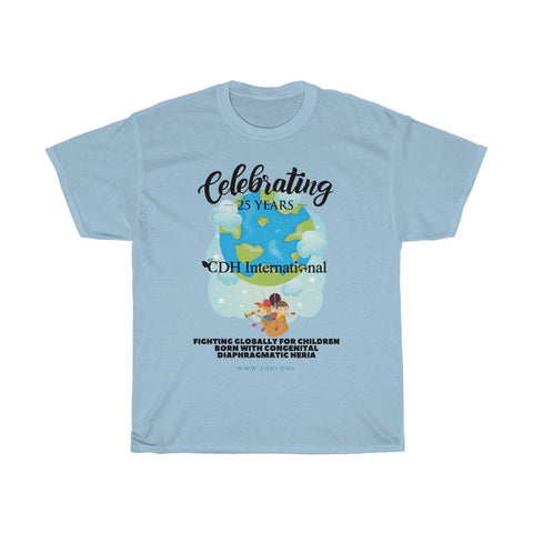 CDH International 25th Anniversary Shirt - Shirt #2