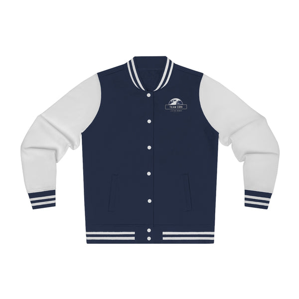 """Team CDHi"" Women's Varsity Jacket - CDH International"