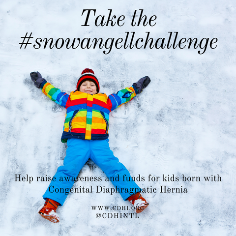 #SnowAngelChallenge - CDH International