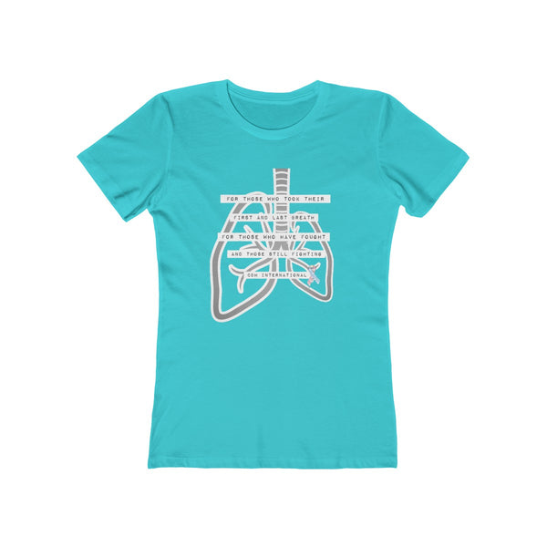 Women's CDH Lungs Tee