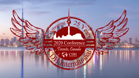 2020 CDH Conference Registration