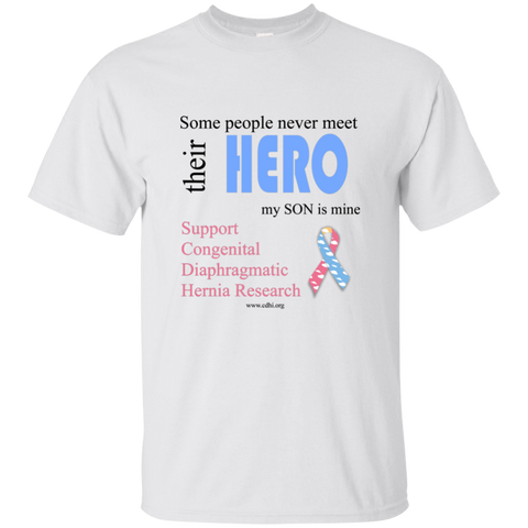 """Son is my hero"" T-Shirt"
