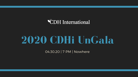2020 CDH International UnGala Tickets