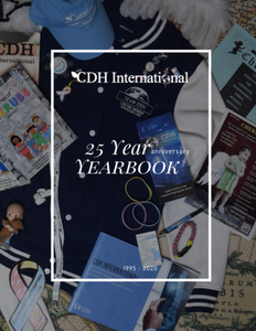 CDH International 25th Anniversary Yearbook