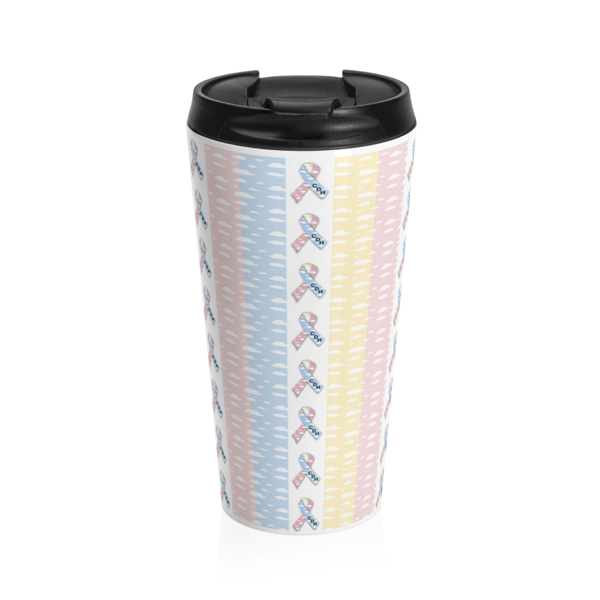 Stainless Steel Travel Mug - CDH International