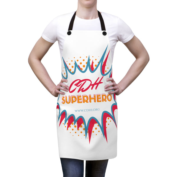 """BAM! CDH Superhero"" Apron - CDH International"