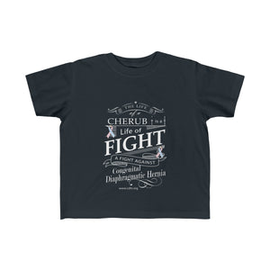 "Kid's ""Fight Against CDH"" Tee (Light Font)"