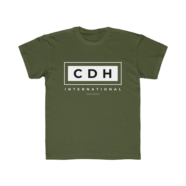 CDH International Kids Regular Fit Tee