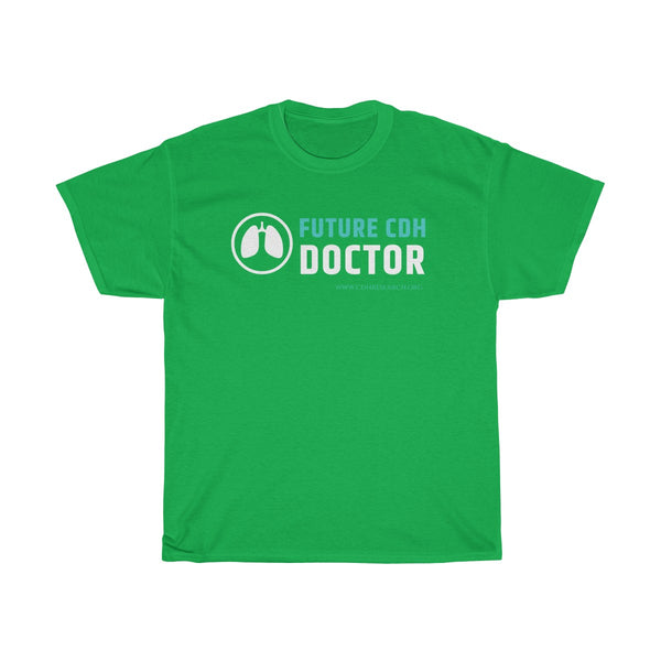 """Future CDH Doctor"" Unisex Heavy Cotton Tee - CDH International"