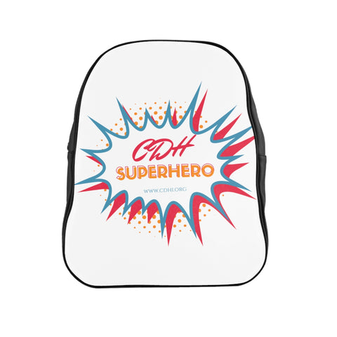"""BAM! CDH Superhero"" School Backpack - CDH International"