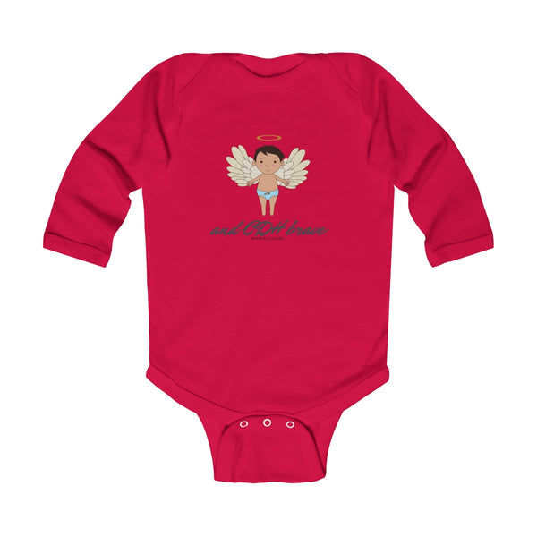 Infant Long Sleeve Bodysuit - CDH International